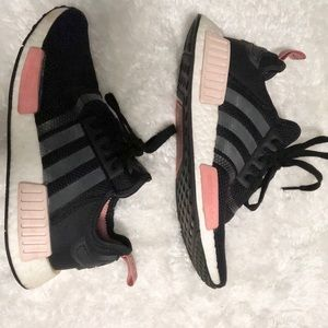 adidas Shoes - Women's Black Adidas NMD